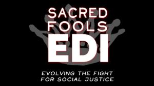 Sacred Fools EDI Logo