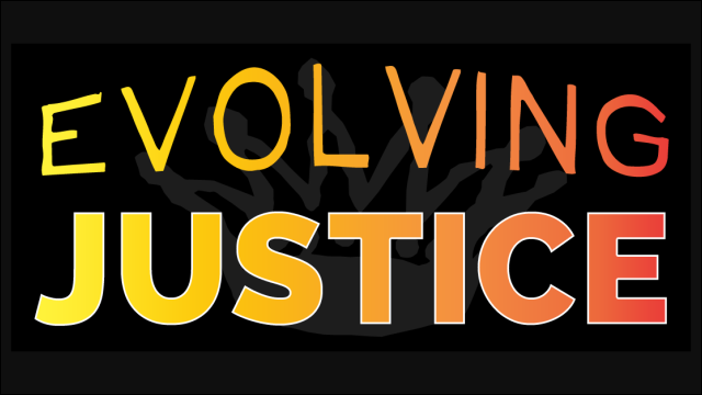 Evolving Justice Logo