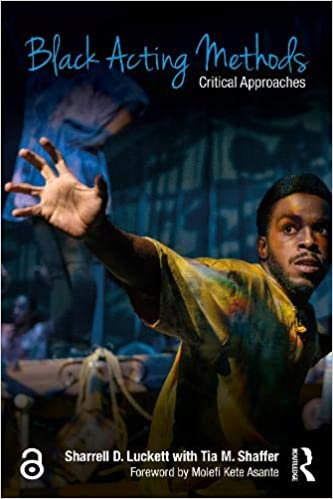 Book Cover - Black man with outstretched hand