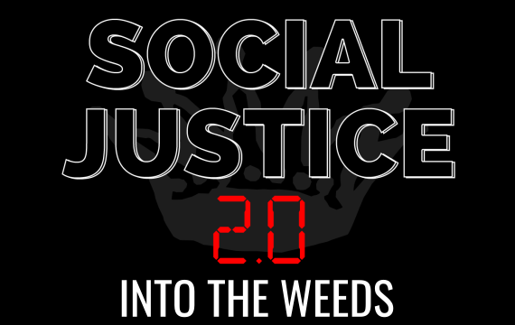 Into The Weeds Logo