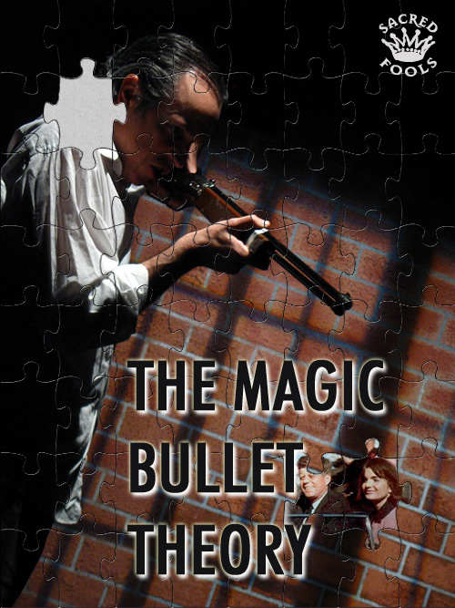 magic bullet theory I've always been really curious about this one, that magic bullet theory just seems  to wildly imposible it single handedly seems to have kicked.