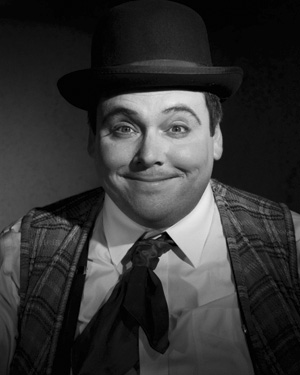Andrew Arbuckle (actor) as Roscoe quot Fatty quot Arbuckle