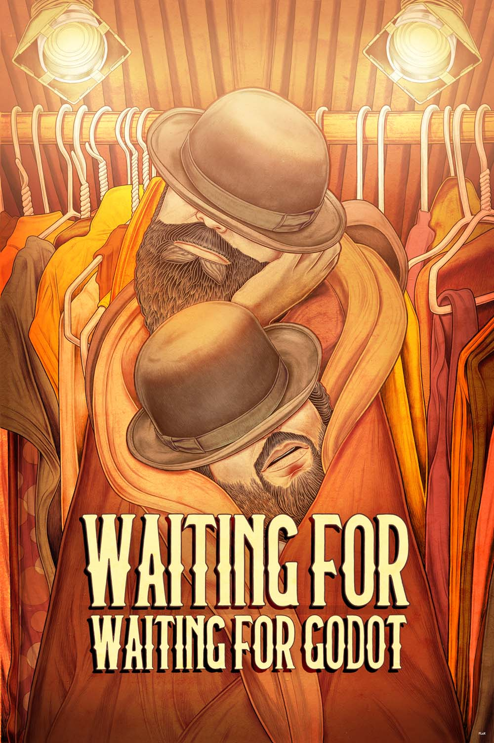 SACRED FOOLS   MAINSTAGE 2019 - Waiting for Waiting for Godot