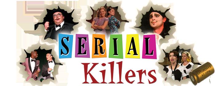 SACRED FOOLS  SERIAL KILLERS  Carnevil